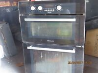 Hotpoint double oven (including grill)