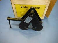 1 T BEAM CLAMP YALE