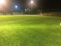 Monday 5-a-side needs players! Casual adults game