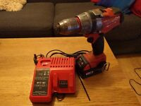 Milwaukee M18CPD Fuel Brushless Hammer/Percussion Drill 18V