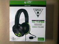 Turtle Beach XO THREE Gaming Headset Xbox One (NEW)