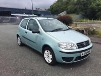 2004(54)Fiat Punto 1.2 50k low milage with full service history HPI clear