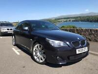 BMW 520d lci auto m-sport business addition facelift 115k *not 530d, a4, a5, 3 series*
