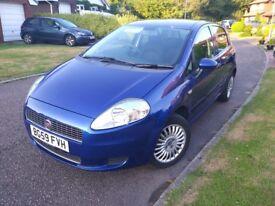 Fiat Grande punto 1.4 5 door