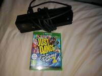 Kinect and Disney Just Dance 2