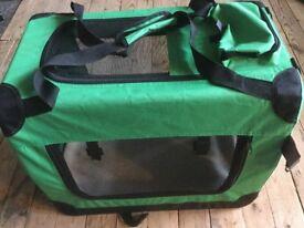 Portable Soft Folding Pet Carrier/ Bag