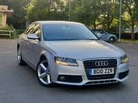 AUDI A4 • 2010 • 2.0TDI • Low Mileage ( 123k ) • Bluetooth - Telephone • HPI Clear •