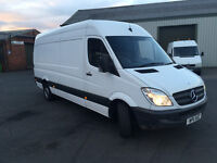 MERCEDES SPRINTER 313CDI,LWB,11REG-2011 MOT APRIL'17,140K MILES,HPI CLEAR,NO VAT