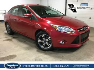 2012 Ford Focus Air Conditioning, Steering Wheel Audio Controls
