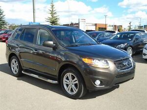 2011 Hyundai Santa Fe Limited V6 AWD- Beige Leather,Remote start