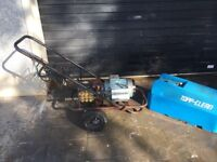 power washer, pressure washer 240v single phase need attention