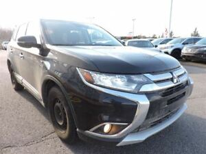 2016 Mitsubishi Outlander GT/ AWD / CUIR / TOIT OUVRANT