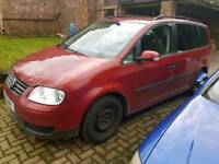 Vw touran tdi breaking, parts, spares