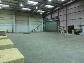 SECURE WAREHOUSE available for storage | Bicester (OX26)