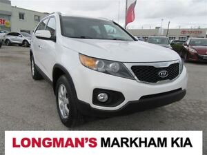 2011 Kia Sorento LX One Owner