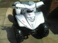 Apache 100cc childs quad atv off road