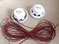 Bathroom speakers, water resistant speakers
