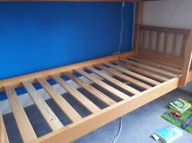 Childrens Pine Bunk Beds