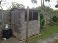 Garden Shed - Free