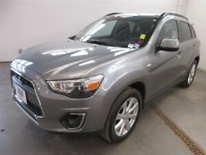2015 Mitsubishi RVR SE- 4X4! ALLOY WHEELS! HEATED SEATS! BLUETOO