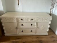 Solid Mahogany Sideboard for sale!