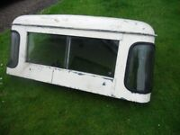 WANTED Truck cab for series Land Rover