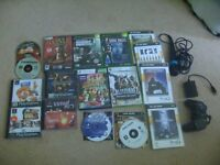 PS1 / XBOX / WII / PC GAMES / ACCESSORIES