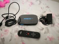 Now TV HD smart box (smart box with HD TV tuner)