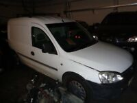 Vauxhall Combo 2003 Breaking all parts
