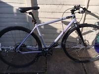 Charge , grafter road bike