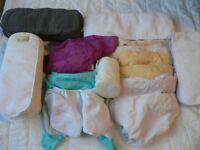 Bungenius V5 & Freetime (Popper) Reusable Cloth Nappies