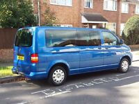 VW Transporter Shuttle Disabled Adapted MK5 1.9 TDI (LWB) ***LOW MILEAGE***