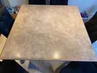 Barker Stonehouse Table 120x120