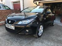 Seat Ibiza 1.6 CR TDI SportCoupe 2010 NEW MOT&SERVICE! GOOD FIRST CAR! OFFERS! POLO/GOLF/BMW/AUDI