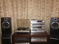 SUPERB SILVER TECHNICS STEREO