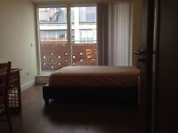 A Double Room in a stunning penthouse(en suite) -Aldgate.