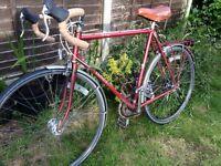 Dawes Galaxy men's bicycle 1980s