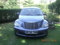 PT CRUISER 10 months mot 2 keys good con for age