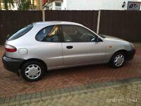 Daewoo Lanos 1.4s 3 Door Hatchback Silver T Reg 1999