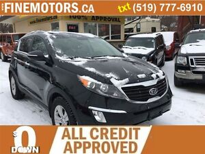 2011 Kia Sportage EX *SUV *Lots of Cargo Space *Extra Clean *