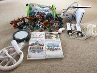 Nintendo wii skylanders bundle