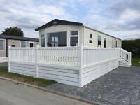 Brand New 3 bed Luxury Platinum grade Caravan hire @Flamingo Land Resort, Yorkshire