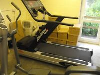 Life Fitness Silver TR9500 NG excellent condition fully serviced £800