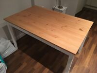 Nearly new IKEA Lerhamn Table