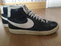 Size 5 retro Nike hightops