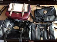 All 4 handbags - £30 - please see picture