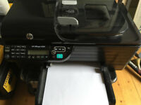 HP Officejet 4500 printer/scanner/photocopier/fax with ink (black+colour)