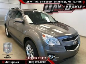 Used 2012 Chevrolet Equinox AWD-Rear View Camera, Bluetooth