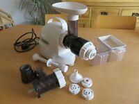Healthstart/Matstone Compact Juicer