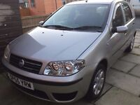 Fiat Punto 1.2 8v Dynamic 5dr - First See Will Buy !
